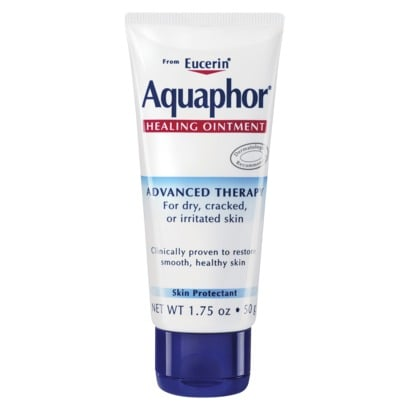 """Aquaphor Healing Ointment ($5) """"This balm is the best moisturizer for lips — I have full lips, and I'm always searching for the best product. By far, this has worked the best for me."""""""