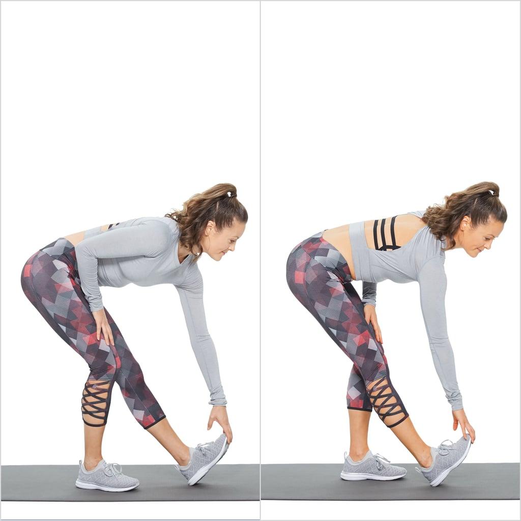 Hamstrings: Active Hamstring Stretch