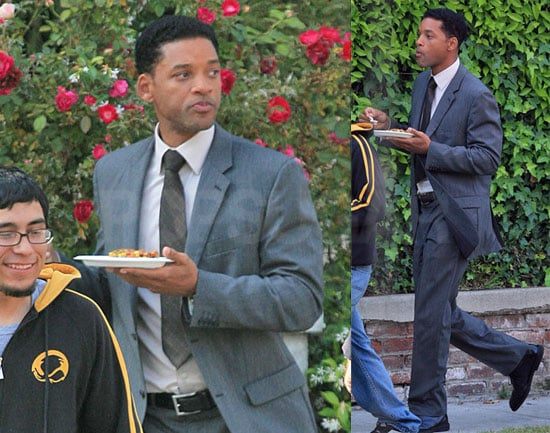 Will Smith Packs on the Pounds, Gets a New Co-Star