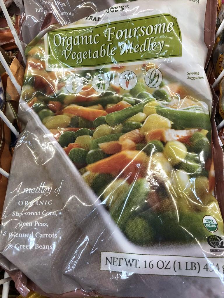 Frozen Vegetable Medley