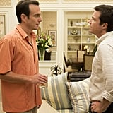 Will Arnett and Jason Bateman on new episodes of Arrested Development.