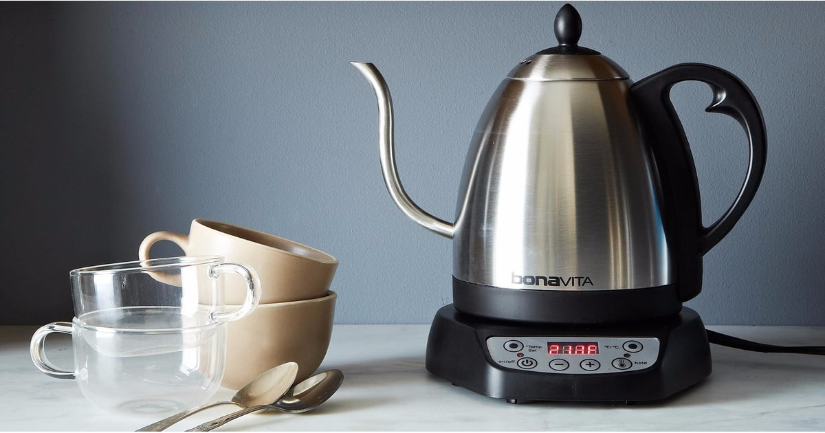 Food Electric Kettles ~ The best electric kettle popsugar food