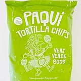 Paqui Tortilla Chips in Very Verde Good