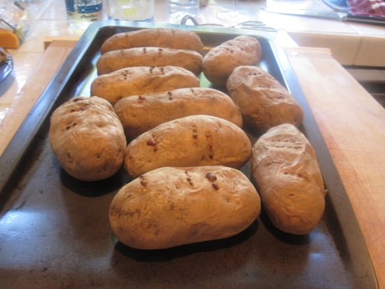 Twice-Baked Potato Recipe 2010-07-30 11:34:50