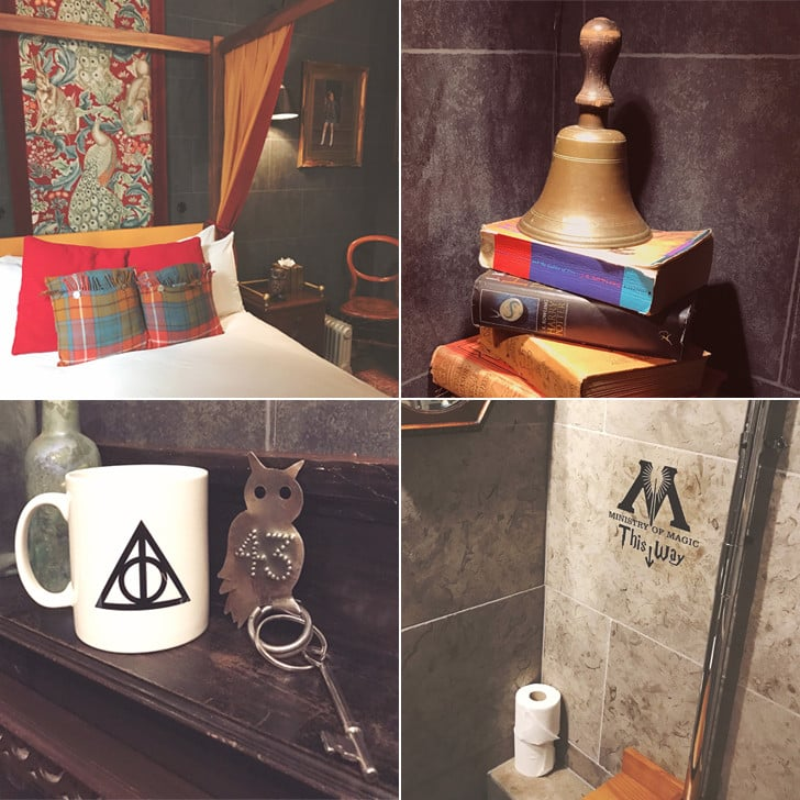 Georgian House Hotel Harry Potter Room