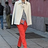 Milan Fashion Week Fall 2012