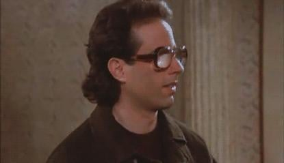 When Jerry Makes Silly Glasses Sillier