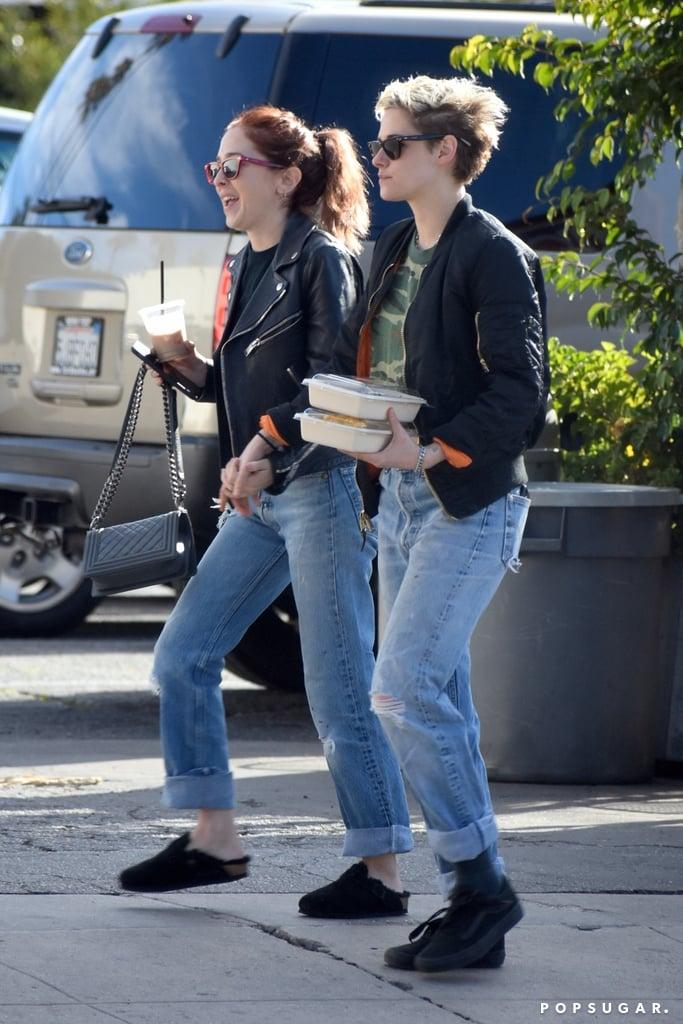 Did Kristen Stewart and Stella Maxwell Break Up?