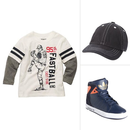 Sporty Clothes