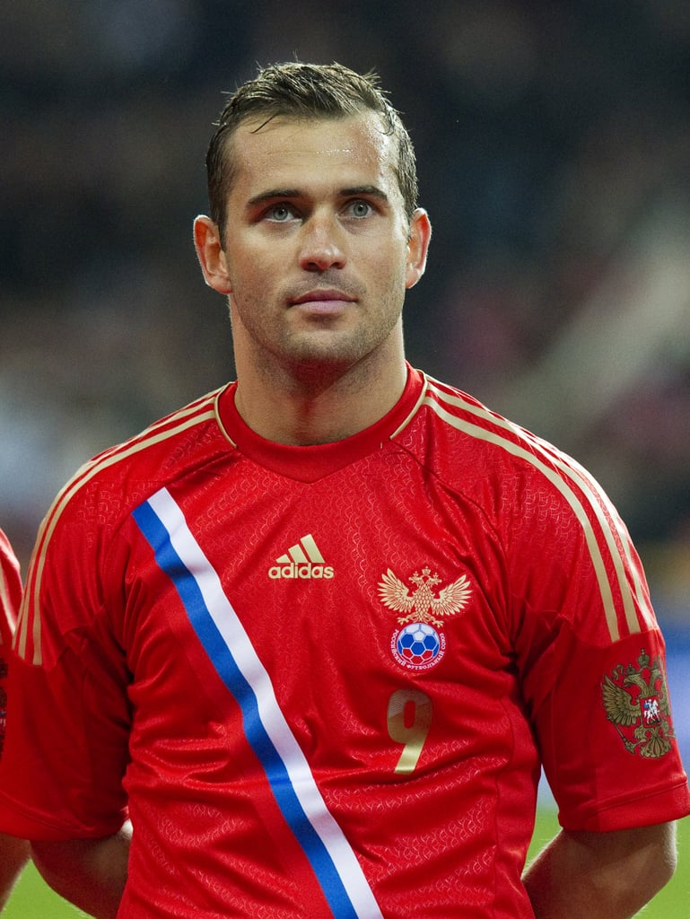 Aleksandr Kerzhakov, Russia