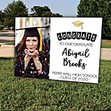 Congrats to Our Graduate Graduation Yard Sign