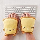Smoko Toast USB Wired Hand Warmers