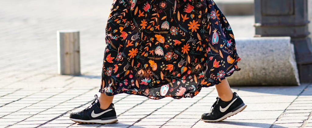 15 Easy Outfit Formulas For Your Sneakers and Dresses