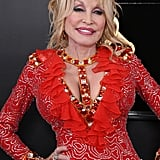 Dolly Parton at Grammy Awards