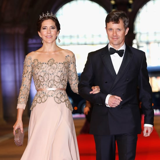 Princess Mary Pictures at Queen Beatrix Dinner in Amsterdam