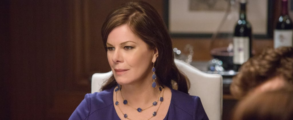 There's More to Marcia Gay Harden's Character in Fifty Shades Than Meets the Eye