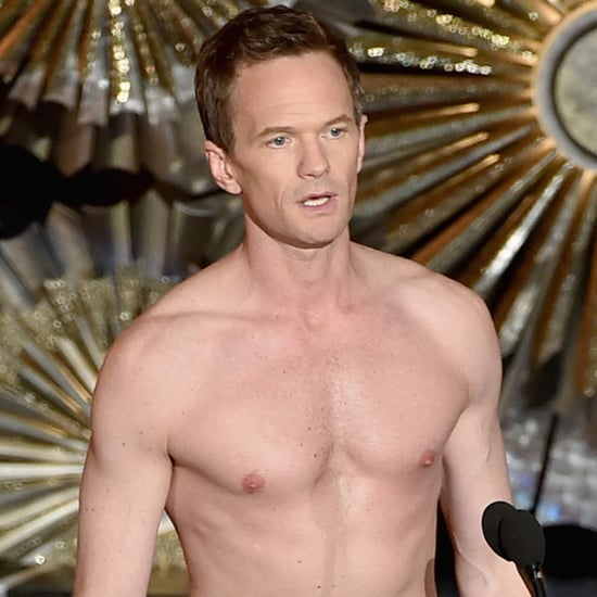 Neil Patrick Harris in Underwear at Oscars 2015 | Pictures
