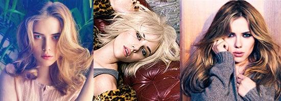 Scarlett Johansson Goes Brunette For Her New Mango Ads