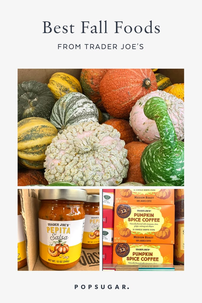 These Are the Best Fall Foods From Trader Joe's