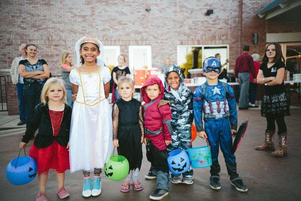 Costume Parades