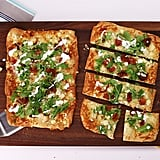 Recipe for a Crowd: Bacon and Arugula Flatbread