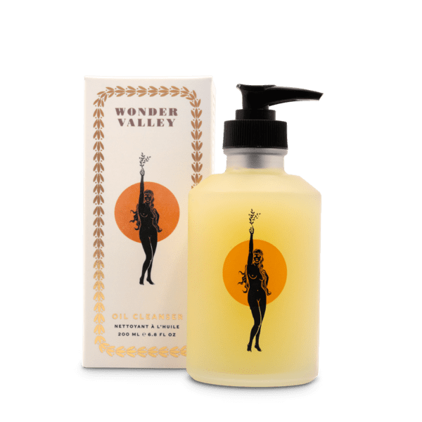 Wonder Valley Olive Oil Cleanser Review