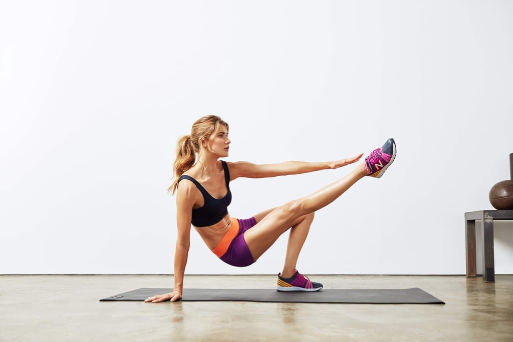 For Cardio, Try This 15-Minute Full-Body HIIT   Get Your Sweat on and Burn  Calories With These 20 HIIT Workouts   POPSUGAR Fitness Photo 4