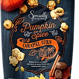Specially Selected Pumpkin Spice Caramel Corn