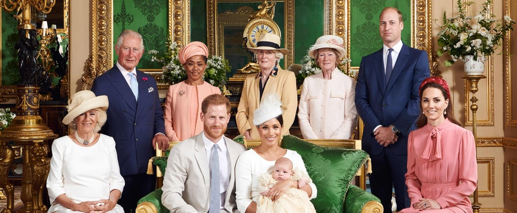Why Wasn't Queen Elizabeth II at Baby Archie's Christening?