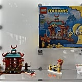 Lego Minions Minion Kung Fu Battle