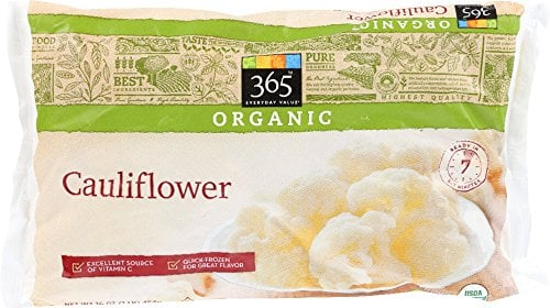 365 Everyday Value Frozen Organic Cauliflower