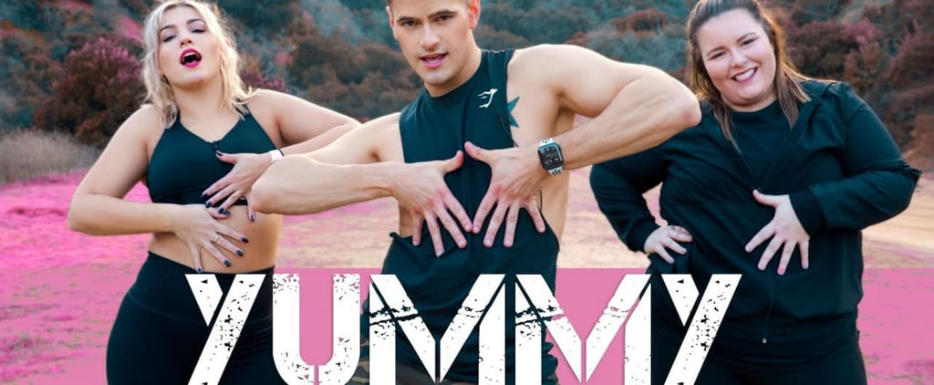 """The Fitness Marshall Dance Workout to """"Yummy"""""""