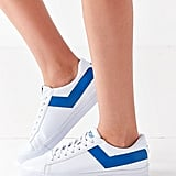 Pony Topstar Low Faux Leather Sneaker