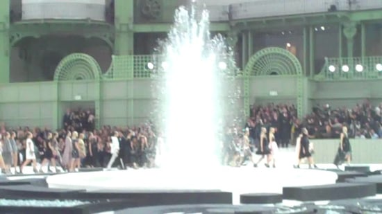 Chanel 2011 Spring Fashion Show Finale
