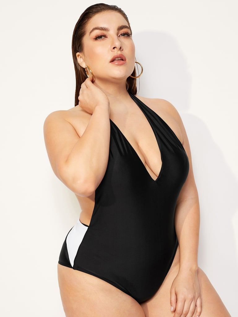 c91130bdba102 Flattering Plus-Size Swimsuits | POPSUGAR Fashion