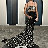 Nikki Reed at the Vanity Fair Oscars Afterparty 2020