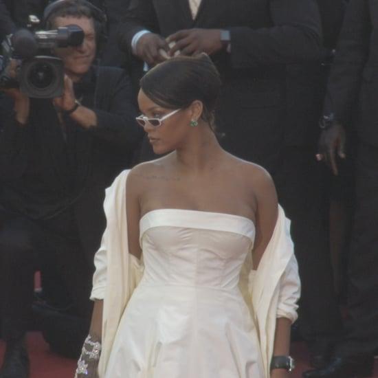 Rihanna's Response to Body Shamers
