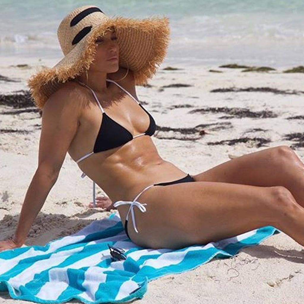 cd66d27b7c Jennifer Lopez Sexy Swimsuits