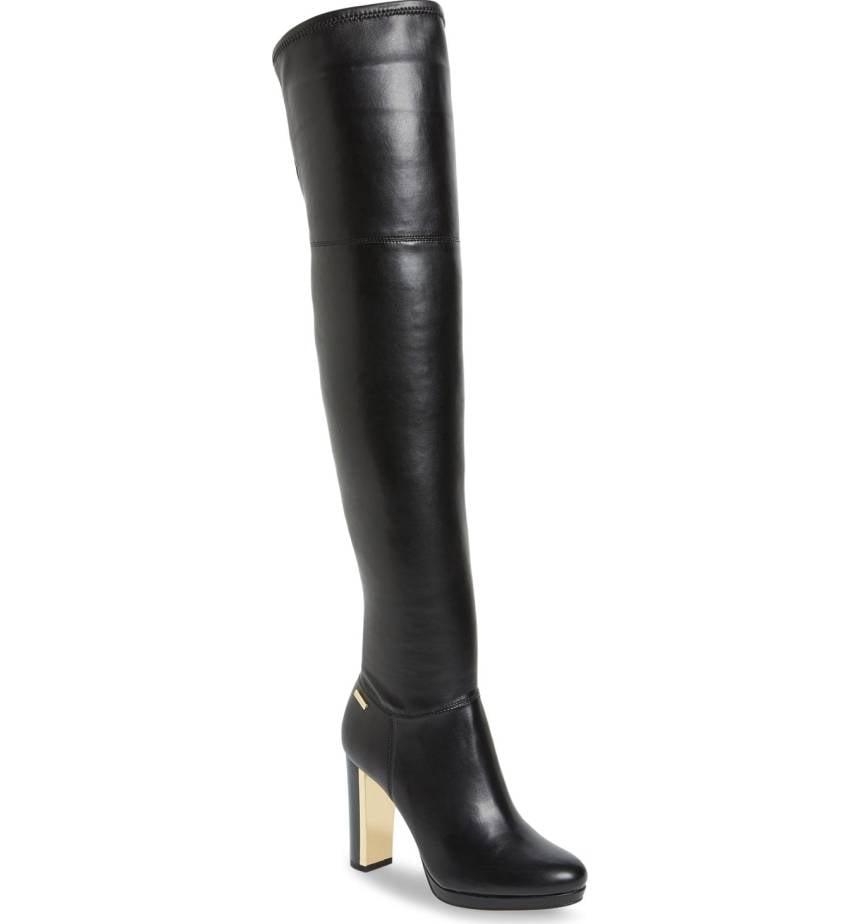 Calvin Klein Polomia Platform Boots