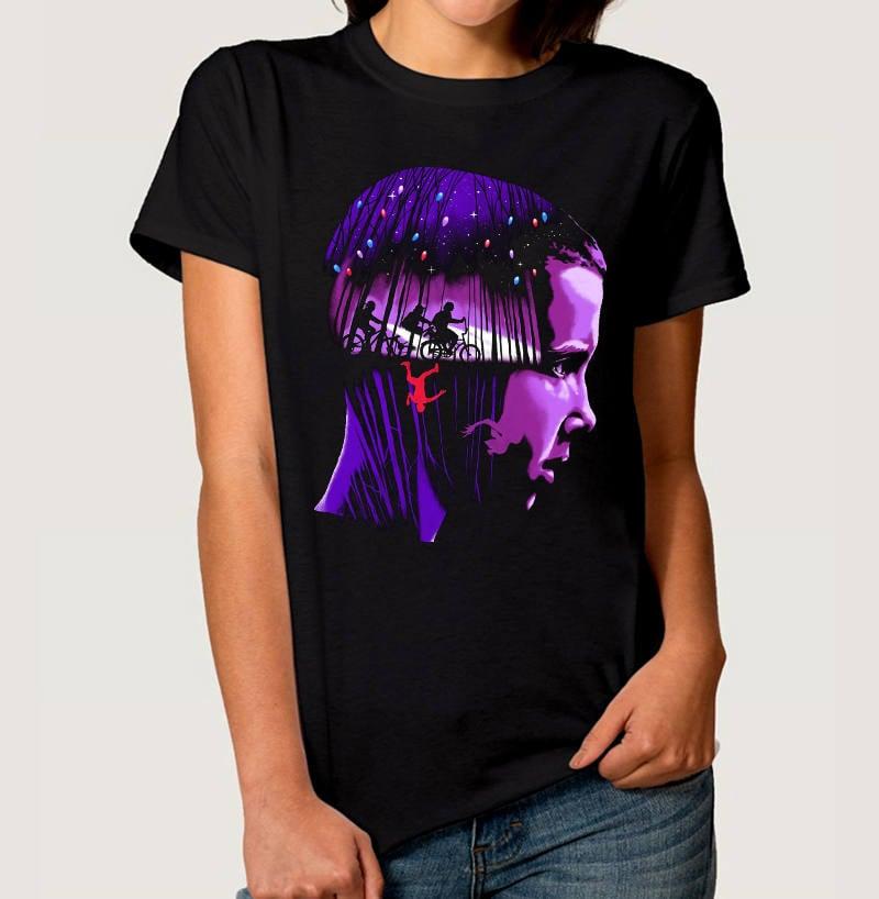 Stranger Things Eleven Art T-Shirt
