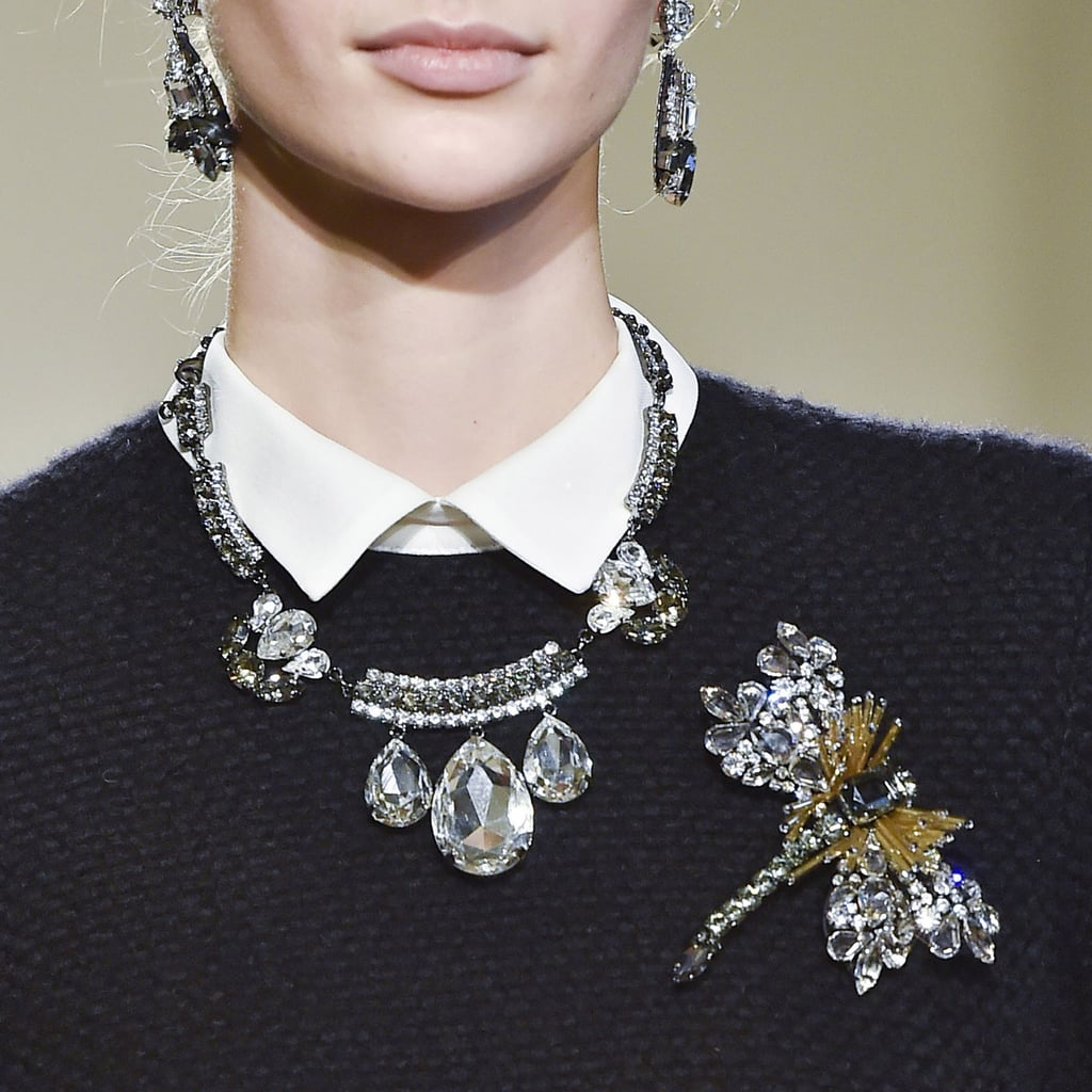 Brooches Trend Fall 2015