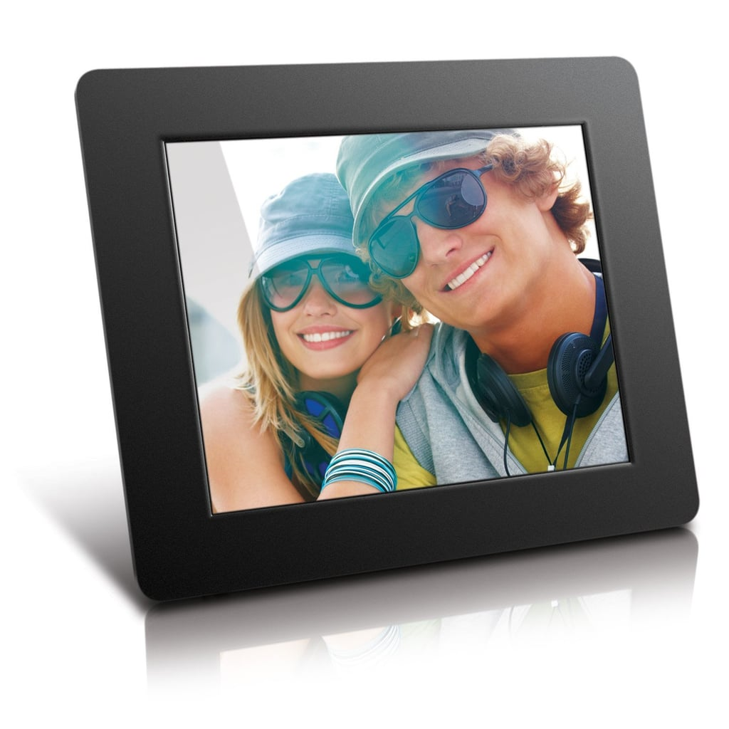 Aluratek 8-Inch Digital Photo Frame