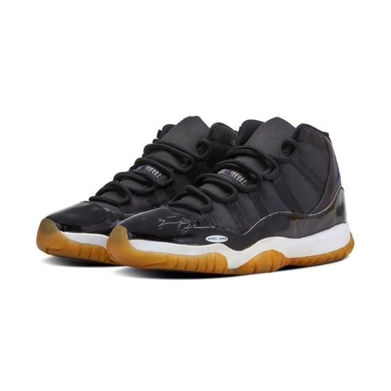 Michael Jordan's 1996 Space Jam Sneakers Go Up For Auction