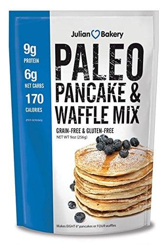 Julian Bakery Paleo Pancake & Waffle Mix