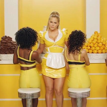 "Amy Schumer's ""Milk Milk Lemonade"" Music Video"