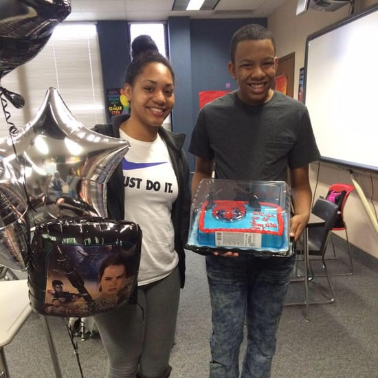 Boy With Disabilities Asked to Prom