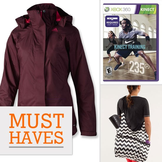 Best Health and Fitness Gear For December 2012