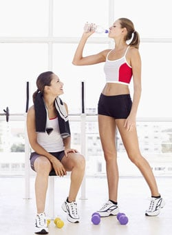 Back on Track: Make a Fitness Date
