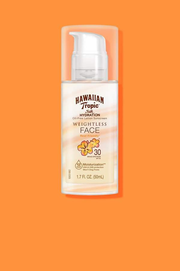 Silk Hydration Weightless Lotion for Face SPF 30