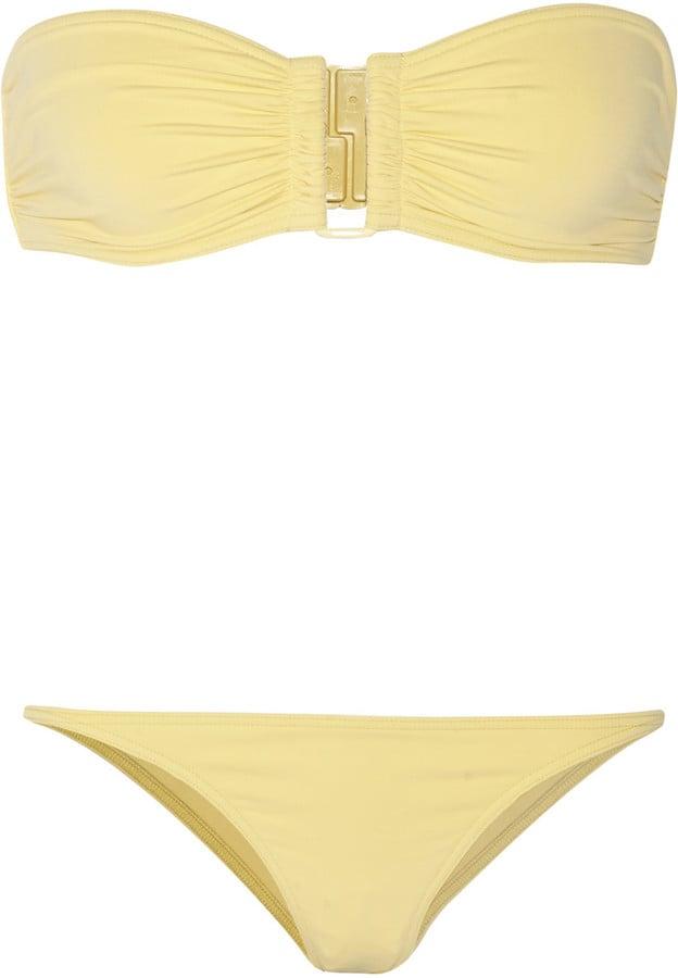 Eres Les Essentiels Show and Obscur Bandeau Bikini ($410)